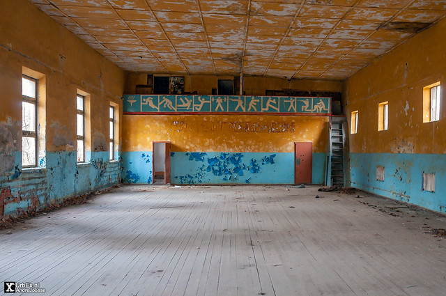 Soviet Gym
