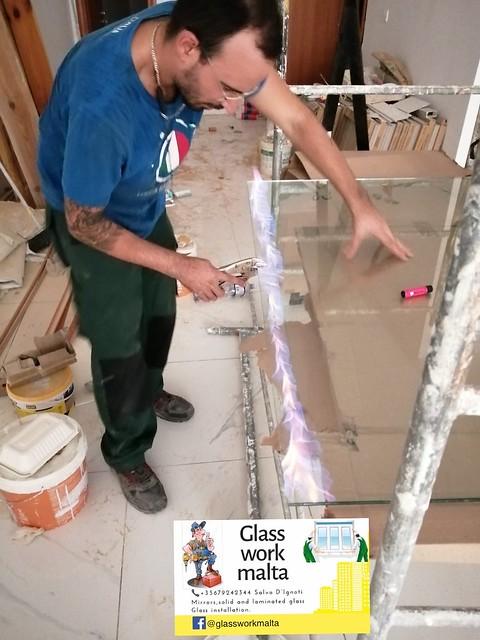 #Glassworkmalta #glassworks #Malta #lavoro #work #vetri #specchi