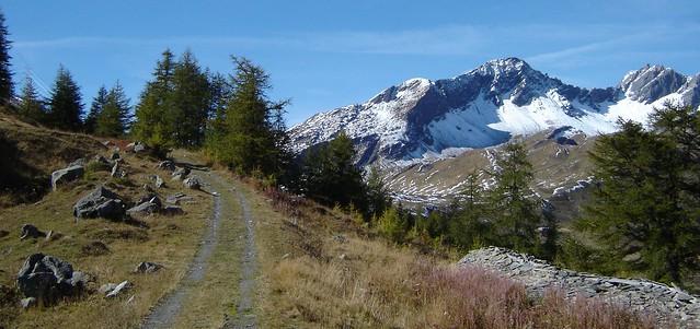 Col du Petit Saint Bernard (Alta Savoia)