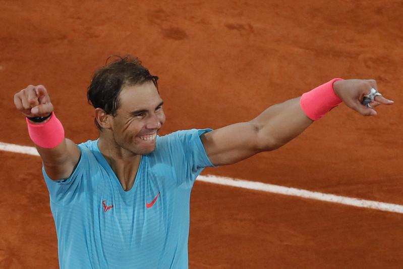 Rafael Nadal。(達志影像)