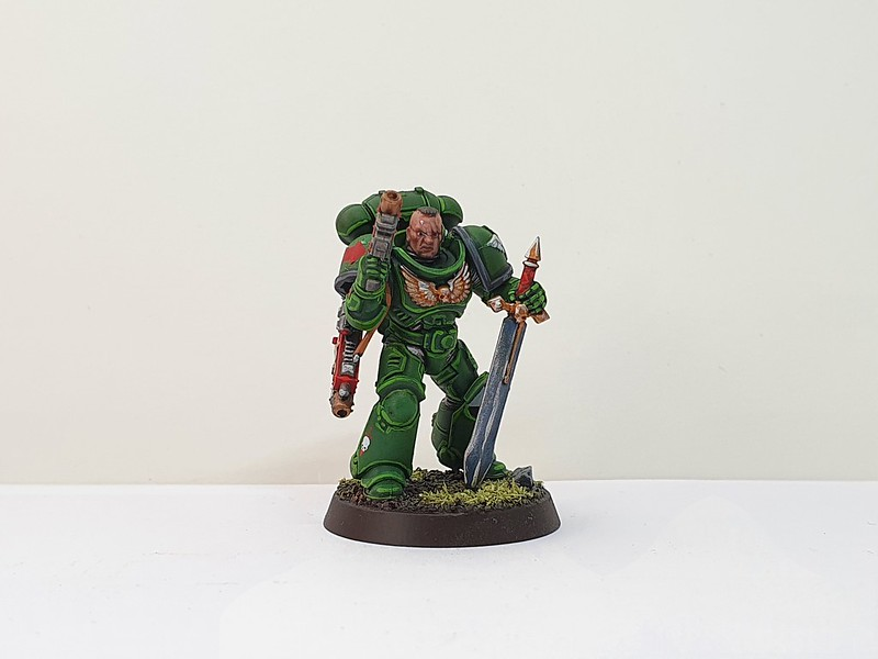 Dark Angels Primaris Sergeant