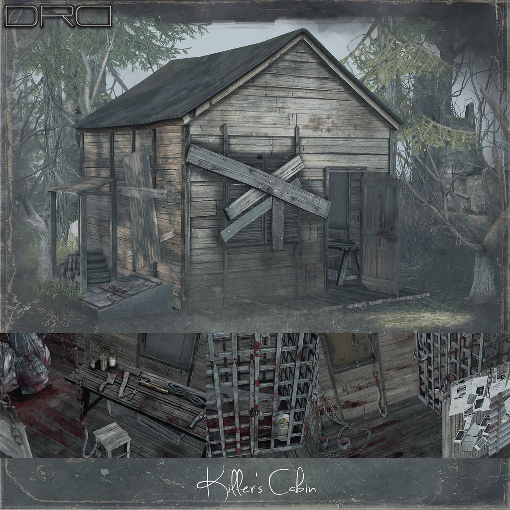 The Killer's Cabin