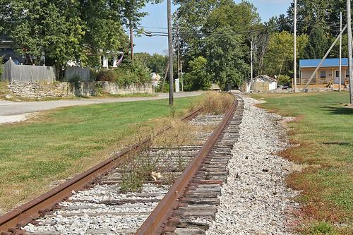 salemindiana abandonedrailroads csxhoosiersubdivision railroadtracks rustyrails