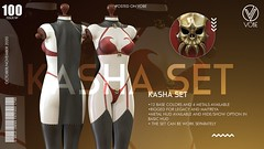 VOBE - KASHA SET @FAMESHED X