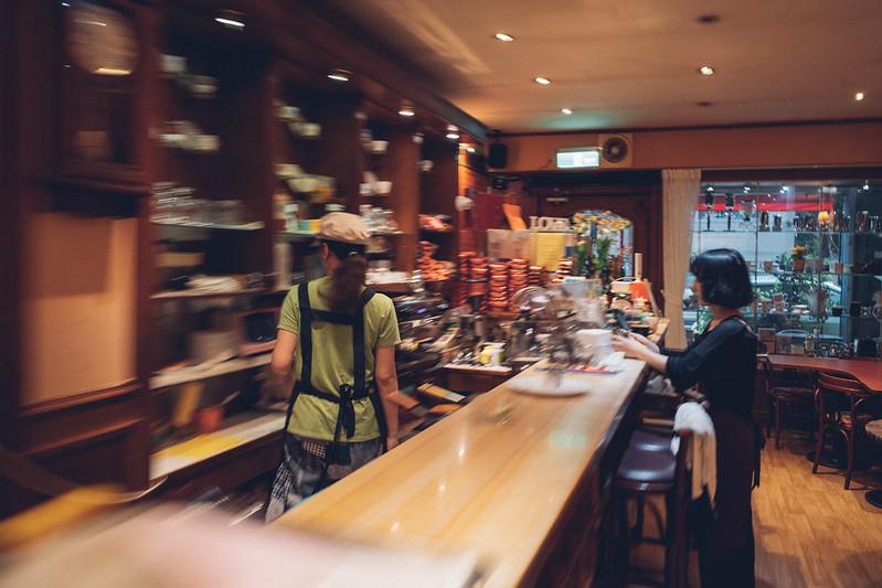 中非咖啡館|GR3