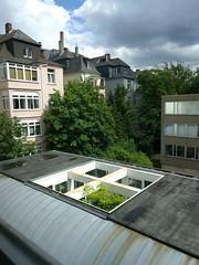 Deutsches Architekturmuseum Frankfurt, June 2018
