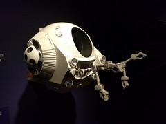 2001: A Space Odyssey exhibit at Deutsches Filmmuseum