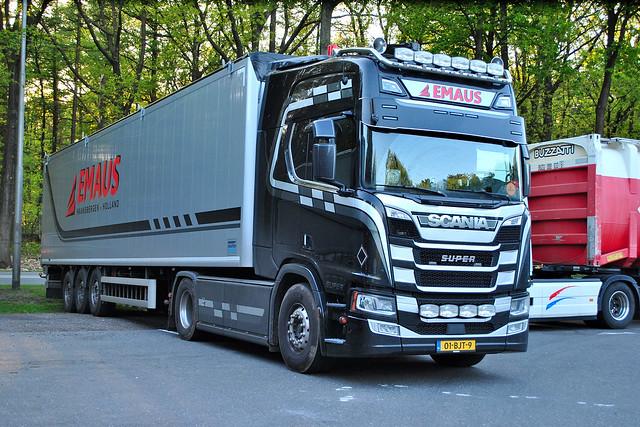 Scania R500NG Emaus Haaksbergen
