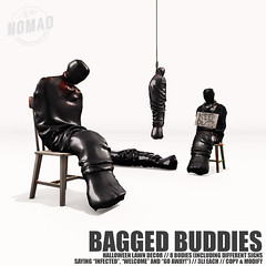 NOMAD // Bagged Buddies @ Satan Inc.