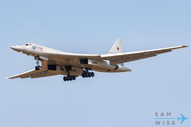Russian Air Force Tu-160 Blackjack