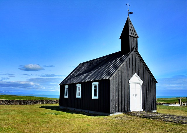 Black Church of Búdir - Arnarstapi, Iceland