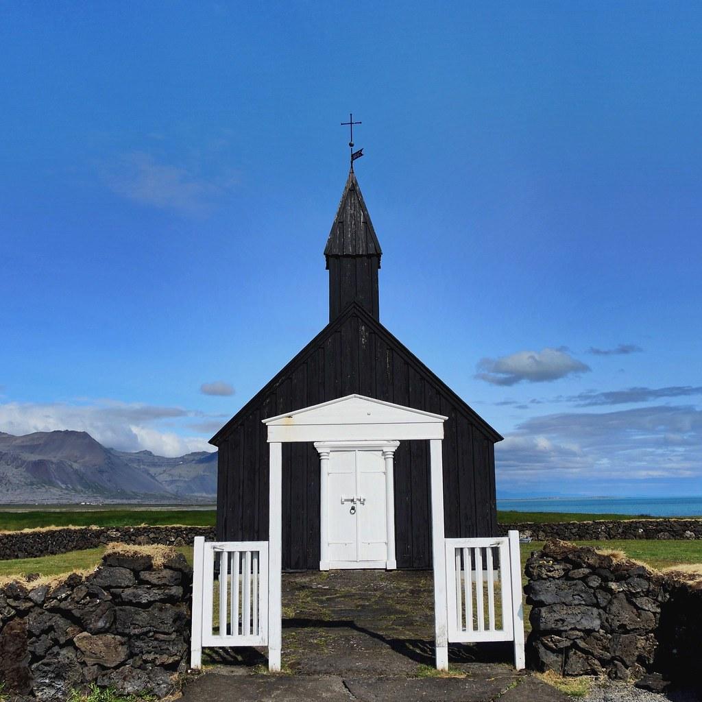 Black Church of Búdir - Arnarstapi, Iceland