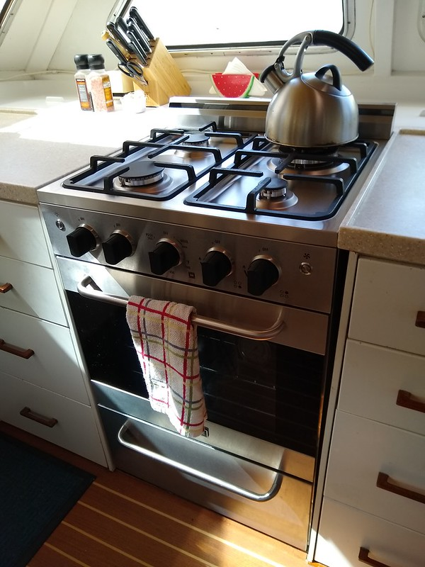 New Stove/Oven