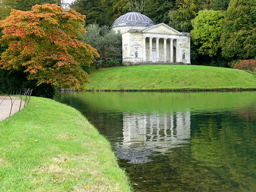 Stourhead gardens in Wiltshire | by chibeba