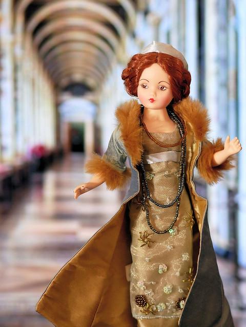 Madame Alexander Coquette Cissy Femme Fatale