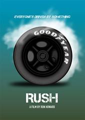 Rush - Alternative Movie Poster