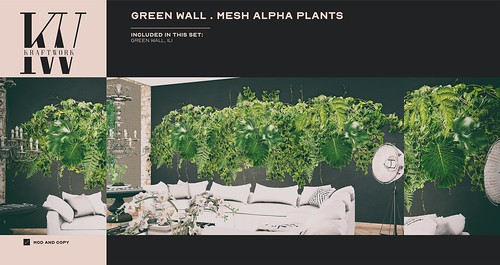 KraftWork Green Wall GROUP GIFT