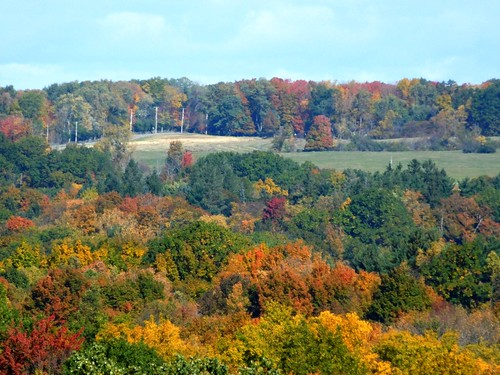 Knox Farm and Mill Rd. Overlook, 10-11-2020