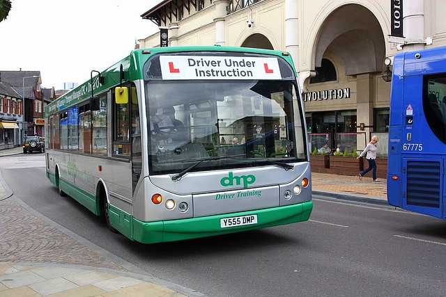 Driver training in Ipswich