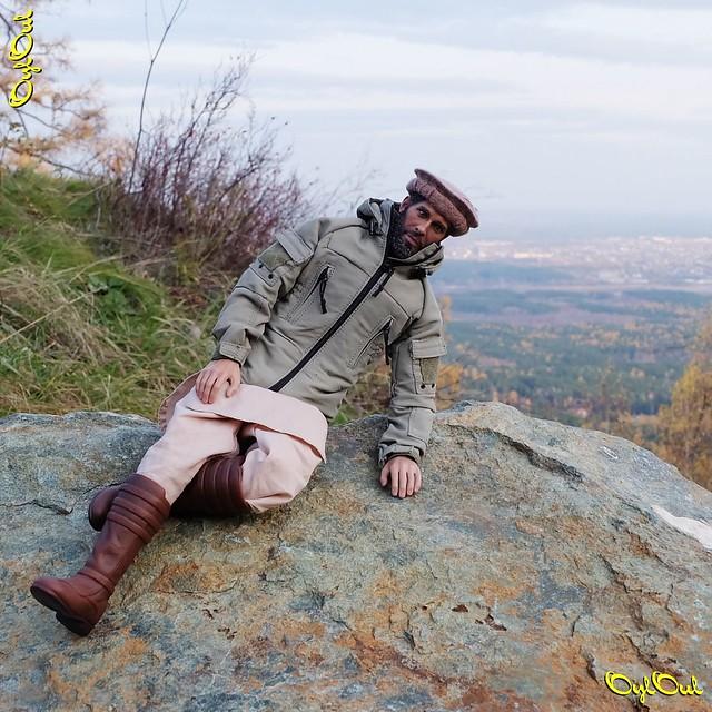 №772. Egoza Mountain