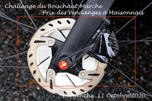 Challenge Boischaut-Marche 2020 / Maisonnais