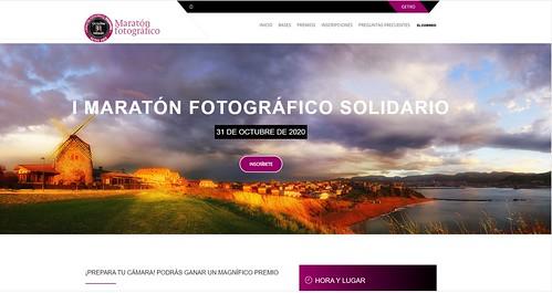 I Maratón Fotográfico Solidario de Getxo