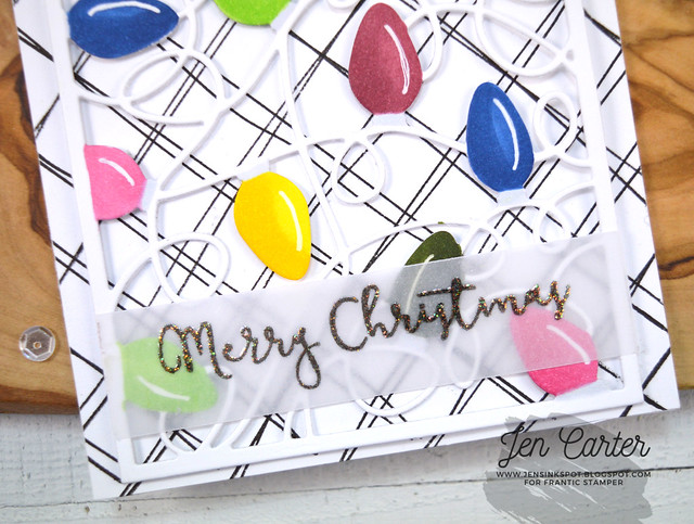 FRA-DIE-10900-CL-162-164 Jen Carter Christmas Bulb Closeup