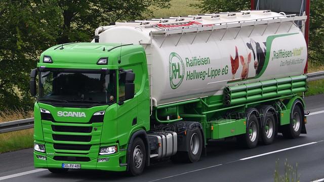 D - Raiffeisen Hellweg-Lippe Scania NG R500