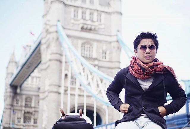Firdaus Rahmat hos Mumbai Ke London