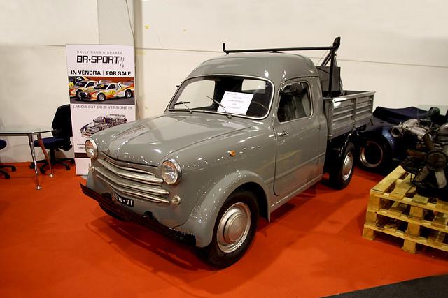 Fiat 1100 - 103 Soccorso Stradale