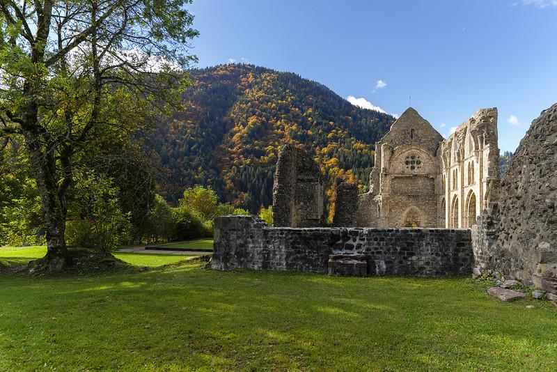 Alpes et automne. 50454222261_90e81d96d1_c