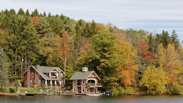 Social Isolation 203, Modest Lakeshore Cottage