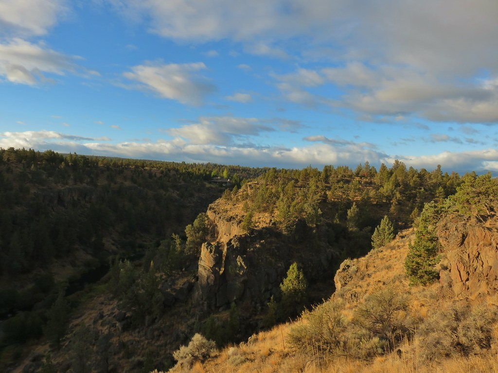 Deschutes River and Wildcat Canyon