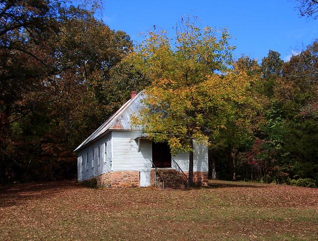 Beechwoods Church Near Lost Valley -  Northwest Arkansas
