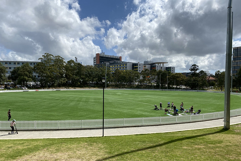 Gore Hill Oval
