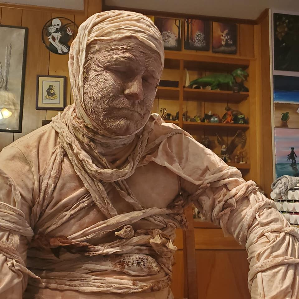 Mummy 2020