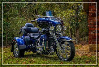 """Lady Blue"" 