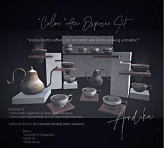 andika [Calme]coffee dispenser set@equal10