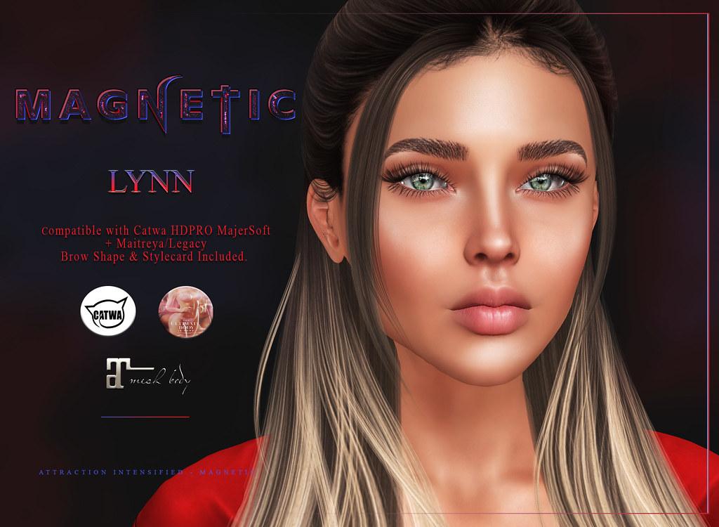 Magnetic – Lynn
