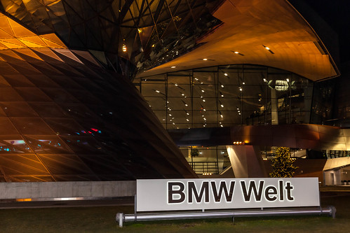 BMW Welt | by PR Photography
