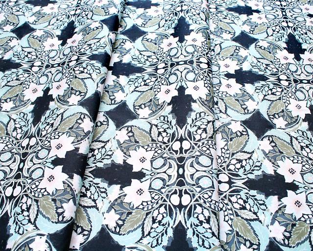 Art Gallery Fabrics Picturesque Ornatile Deep