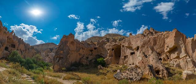 Zelve Vadisi, Kapadokya (Zelve Valley, Cappadocia)