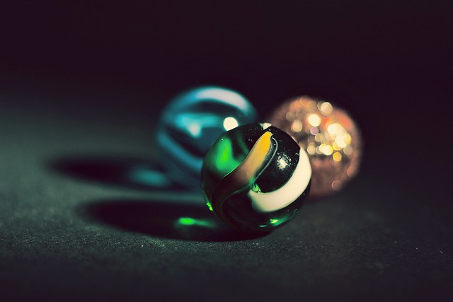 Translucent Spheres