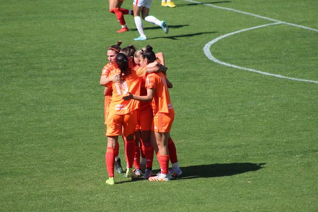 Internacional 9 x 0 Audax - 14ª rodada do Campeonato Brasileiro Feminino A1