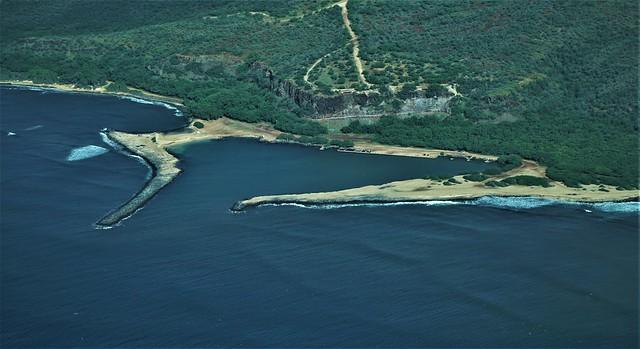 Hale O Lono Harbor Molokai