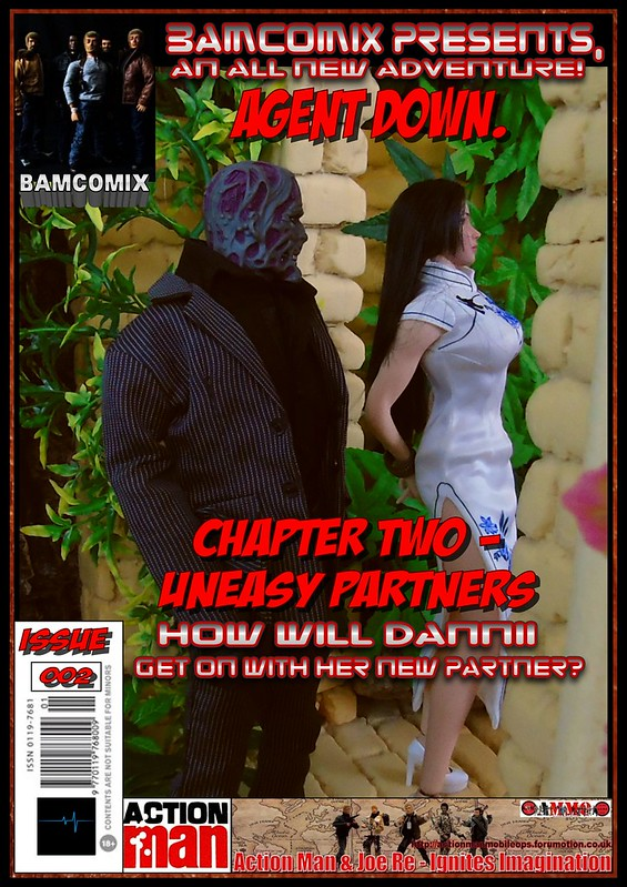 BAMComix Presents - Agent Down - Chapter Two - Uneasy Partners 50457866883_b8b34af807_c