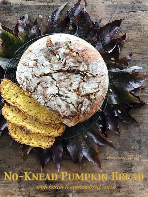 no-knead pumpkin bread_0416-002