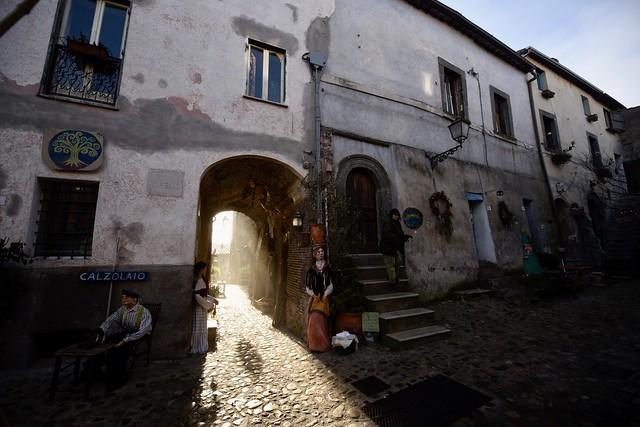 ITALIA: Lazio - Calcata