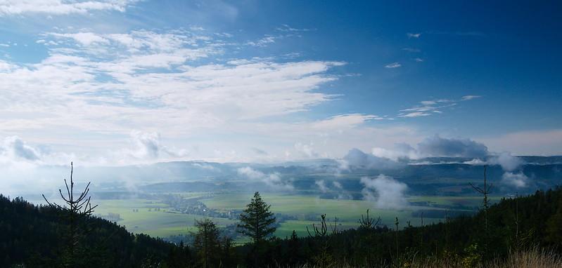 Góry Suche widoki