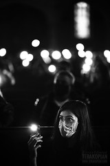 A Vigil By Smartphone Lights